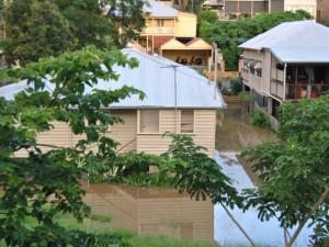 Paddington-flood